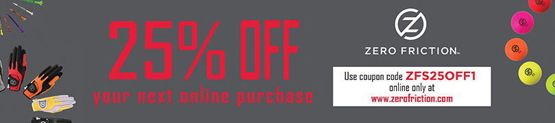 Receive 25% off Zero Friction Ads