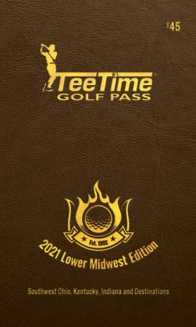 2021 Teetime Golf Pass Lower Midwest Edition