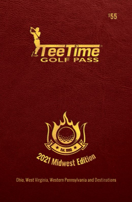 2021 Teetime Golf Pass Midwest Edition